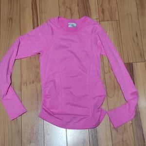 Athleta Fast Track Running Shirt
